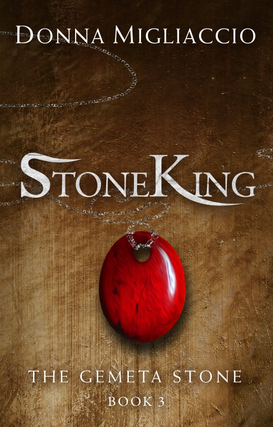 StoneKing front cover MDA