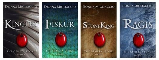 Gemeta Stone 4 MDA Covers Small